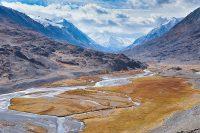 Слияние рек Аккол и Карааюк