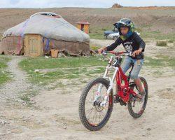 велосипед-в-кемпинге