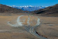 дорога на алтай в долину Аккол