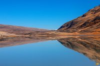 горное озеро на Карагеме
