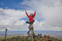 На вершине Кулунбажи