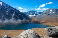 Озеро Елангаш