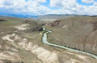 река Чаган