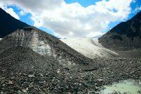 Ирбисту ледник