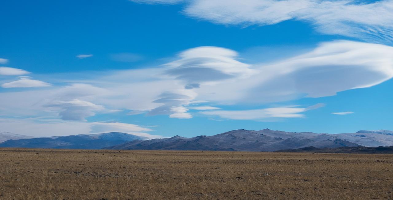 Алтайская степь на Чуе