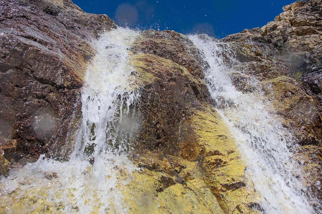 Водопады Курай