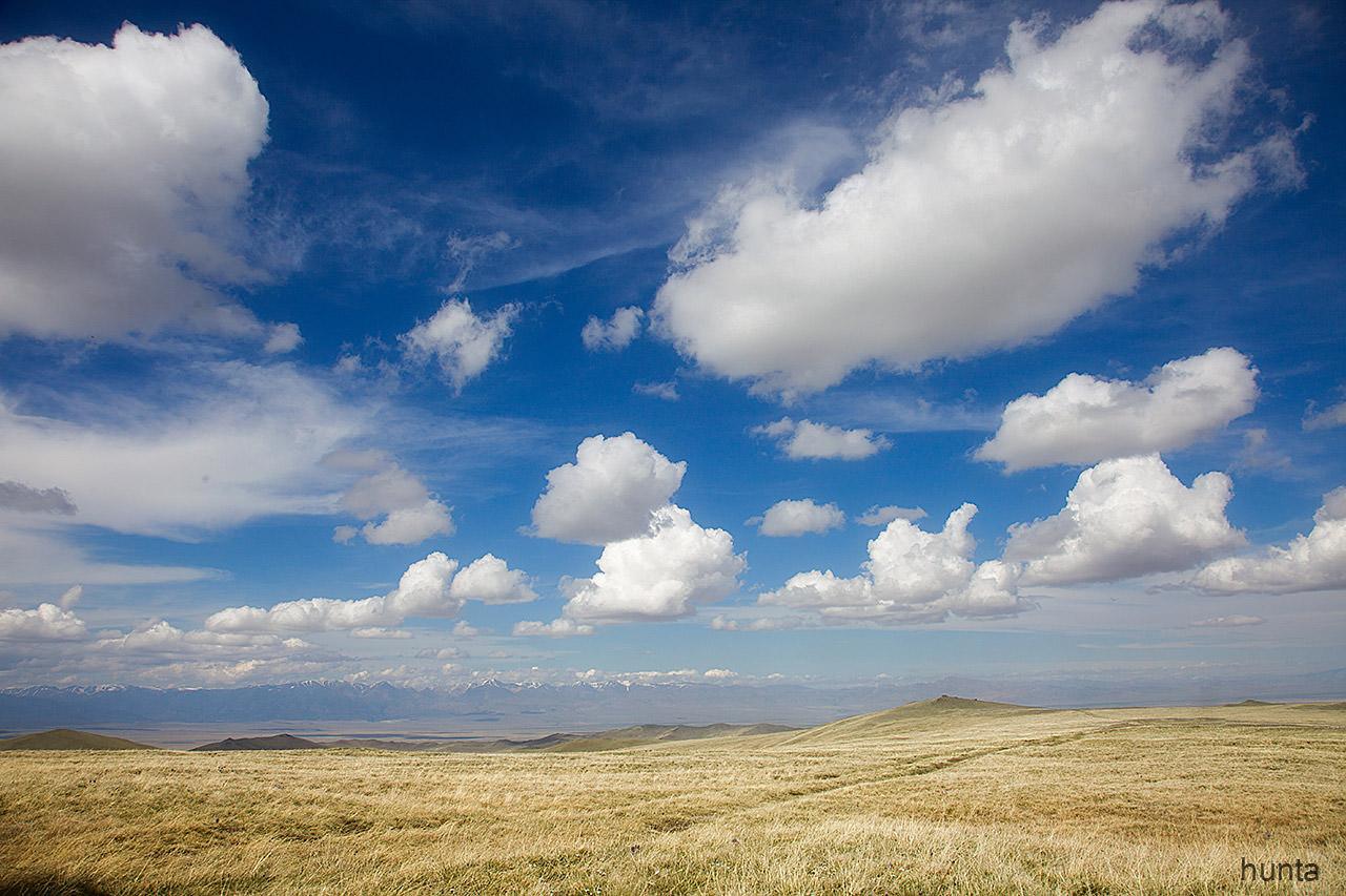 Алтайские облака
