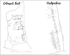 орхонская надпись на джалгизтобе