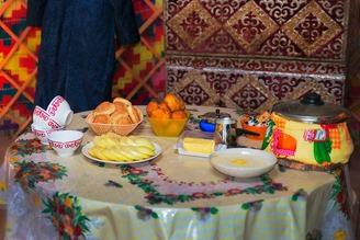 Ультроконтинентальный завтрак