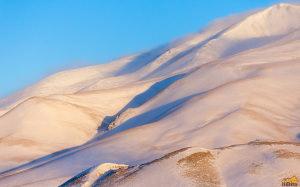 Курайский Хребет. Зимний
