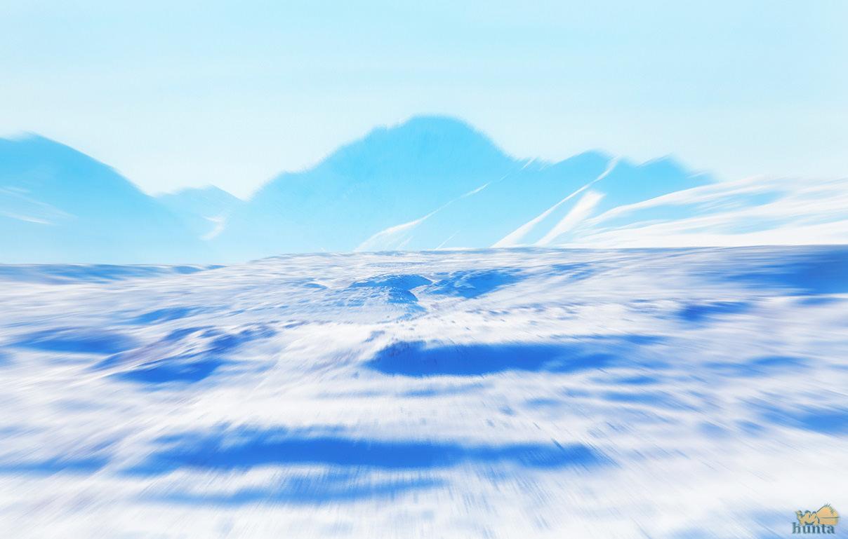 Южно Чуйский хребет зимой