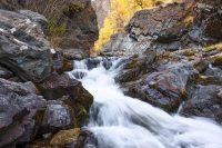 порог на реке Алтай