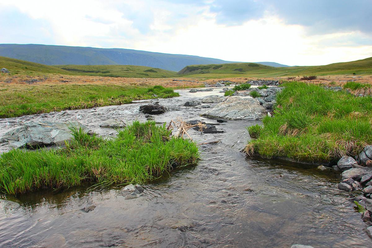 река на укоке