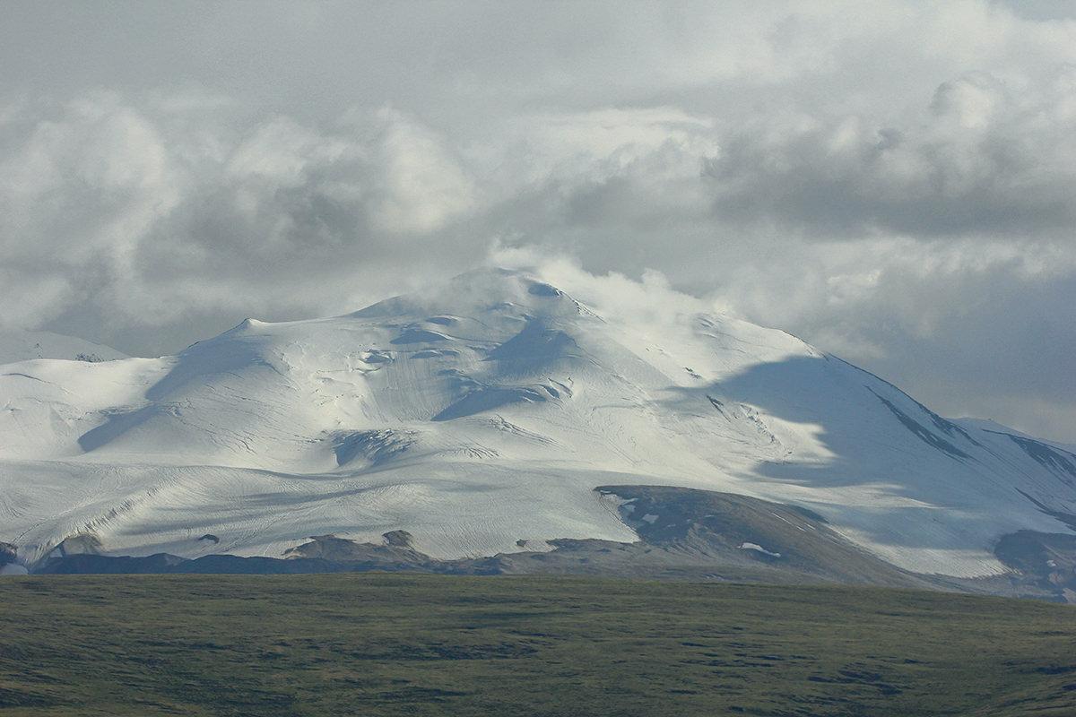 Ледник на Укоке