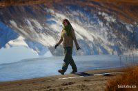 На берегу озера Аккол