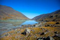Озеро в долине Турой