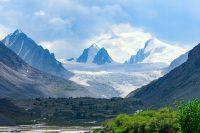 Вершины софийского ледника